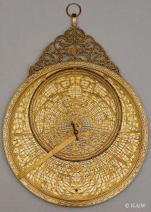 Astrolab Vorderseite