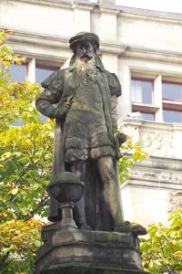Mercator-Denkmal